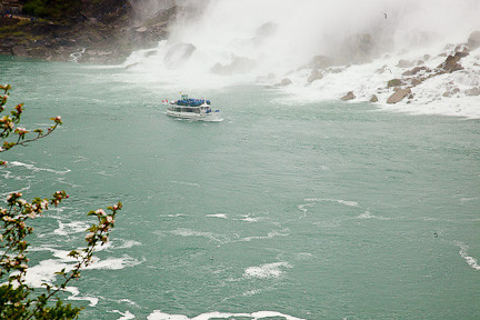 """MAID IN THE MIST"" NEAR AMERICAN FALLS"
