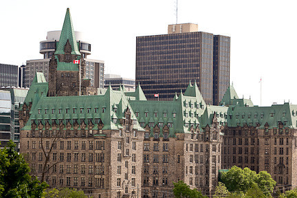 GOVERNMENT BUILDINGS OF PARLIAMENT HILL