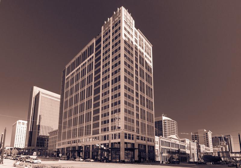 SLC Downtown, Utah