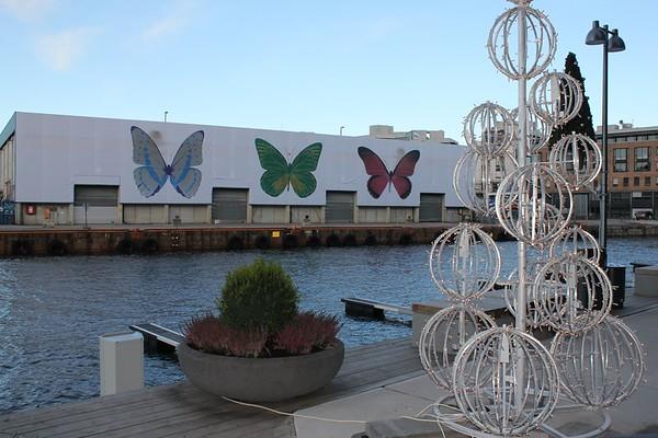 Damien Hurst Butterflies - Oslo