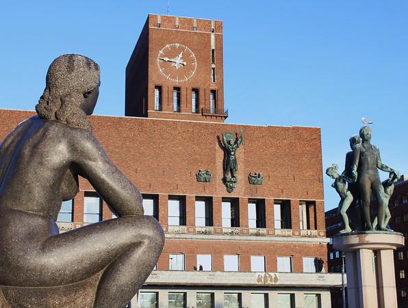 County Hall - Oslo