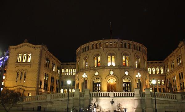 Parliament - Oslo