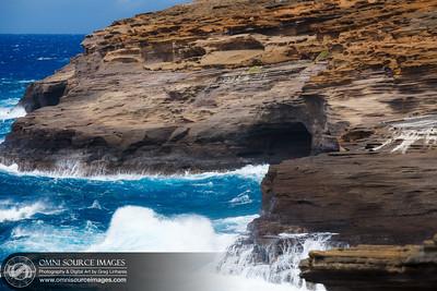 Lanai Lookout - Oahu