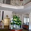 Main Foyer area of the Moana Surfrider Hotel.