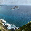 Makapu'u Lookout, west Oahu, Hawaii