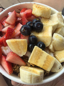 Açai Bowl breakfast