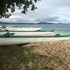 Waimanalo Canoe Club, Waimanalo, Oahu, Hawaii