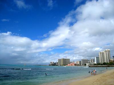 Oahu: Dec. 2008