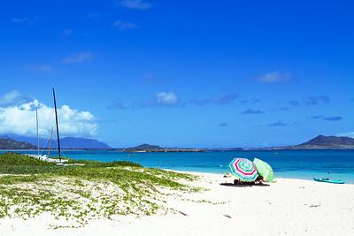 Kallua Beach