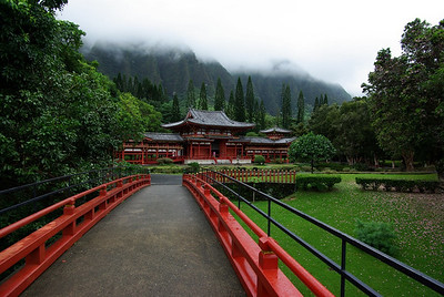 Valley of the Temples.