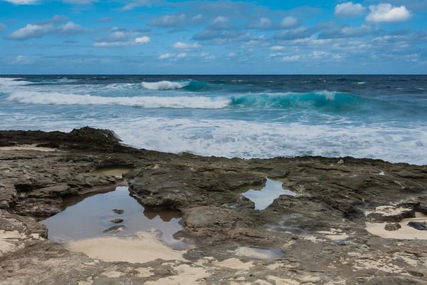 Where Land and Ocean Meet