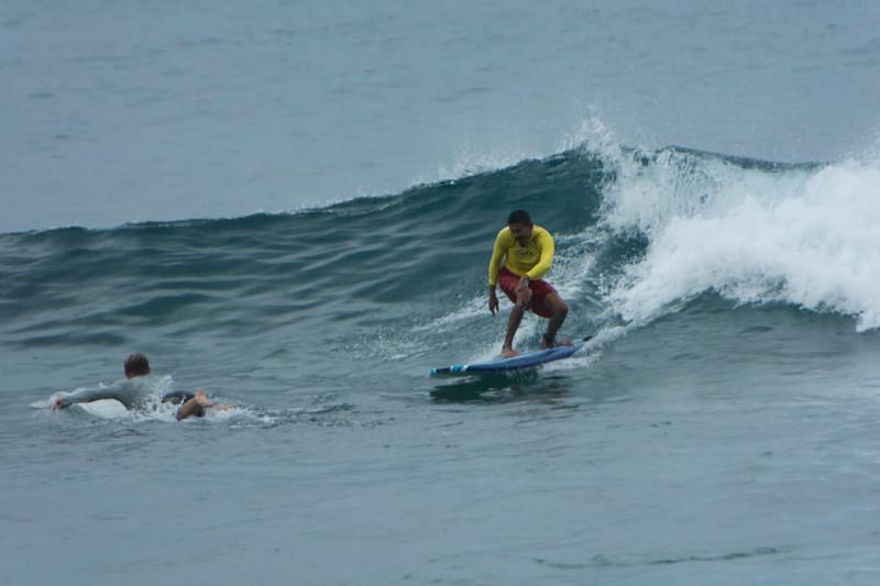Requisite Surfing Shot