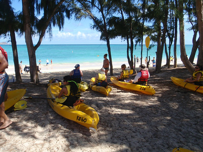 Wednesday O'ahu Island Kayak Tour 10-12-11