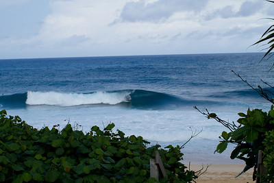 Inside Break At Log Cabins, North Shore