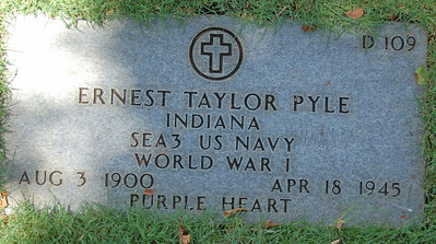 Famous Writer on WW II