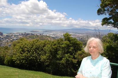 Jenny at Mt. Tantalus