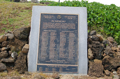 USS Houston Memorial
