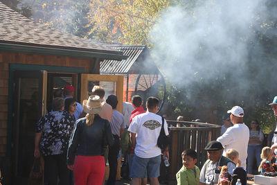 10/30/05 Los Rios Rancho (Oak Glen Preserve-Wildlands Conservancy), Oak Glen, San Bernardino County, CA
