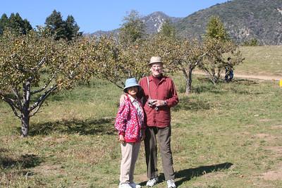 10/30/05 Apple orchards at Los Rios Rancho (Oak Glen Preserve-Wildlands Conservancy), Oak Glen, San Bernardino County, CA