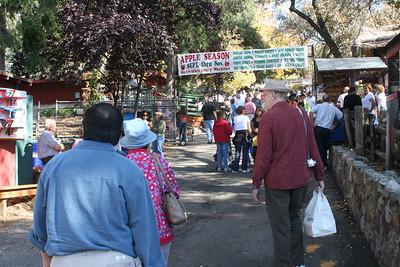 10/30/05 Oak Tree Village, Oak Glen, San Bernardino County, CA