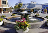 Fountain at Jack London Square, Oakland