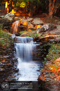 Woodminster Waterfall - Joaquin Miller Park - Oakland, CA