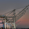 Container Cranes, Port of Oakland