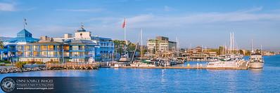 Jack London Square Oakland Waterfront Hotel and Marina