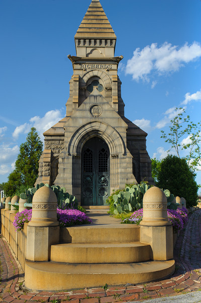 Oakland Cemetery Atlanta GA