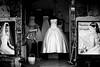 Wedding dresses for sale. Oaxaca, Mexico