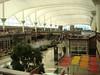 The Denver airport