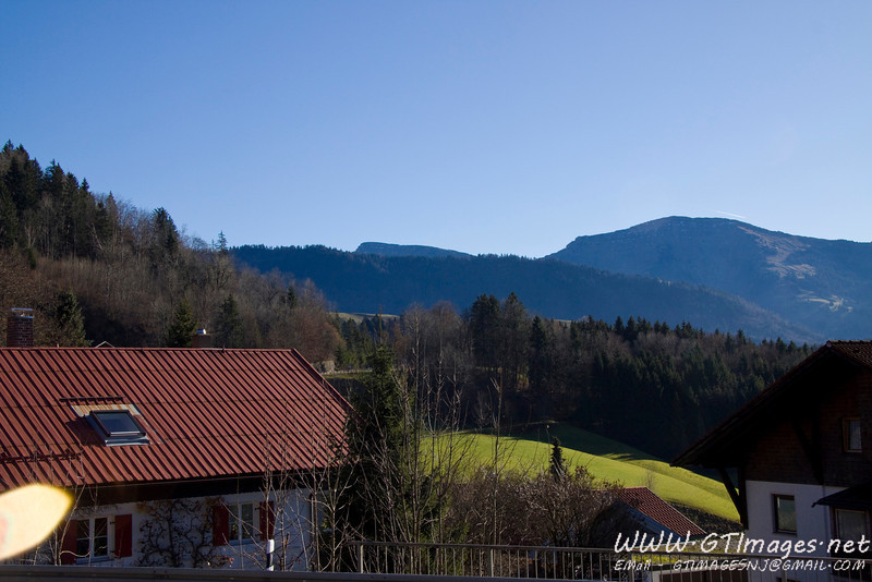 Oberstaufen - more views of the meadows.