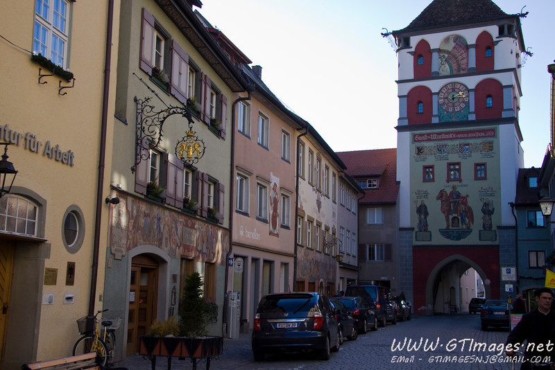 Wangen, Germany.