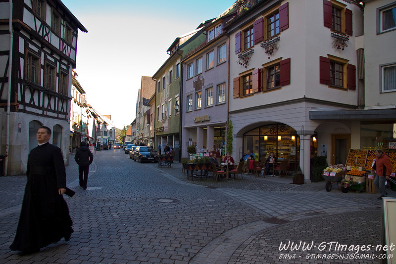 "Wangen, Germany - We visited this town during one of our day trips. The city was first mentioned in 815 under the name ""Wangun"" in a monastery document. During the late Middle Ages, the city's growth was amplified by its central location at the crossroads between Ravensburg, Lindau, Leutkirch, and Isny and the growing trade through the Alps. Wangen's production and export of manufactured goods, particularly scythes and canvas, gave the city great wealth."