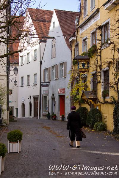 Meersburg, Germany.