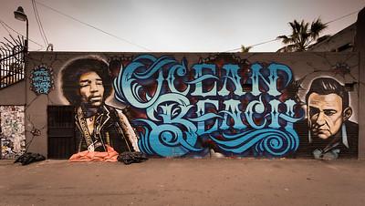 Ocean Beach - San Diego, Calif.