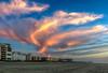 Sunrise at Ocean City MD