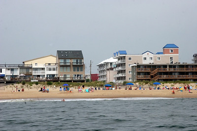 Ocean City, Maryland.  July 2009
