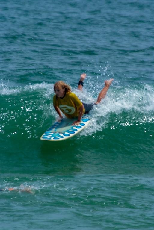 Ocean City Surfing 2007