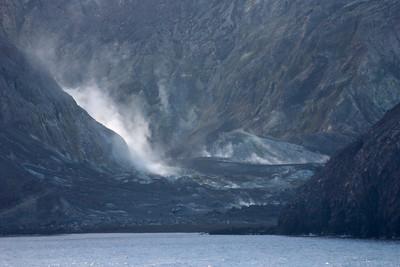 Volcanic White Island - Feb 29th
