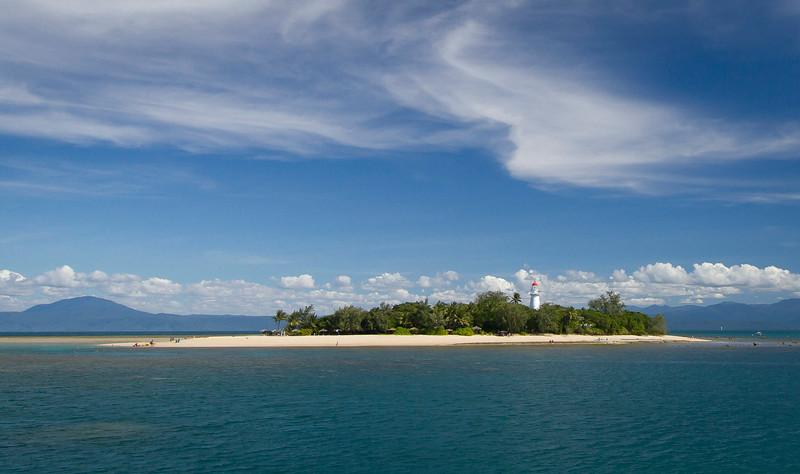 Lower Great Barrier Reef