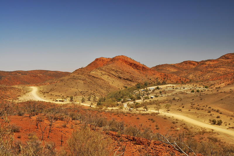 Dirt Road, Arkaroola