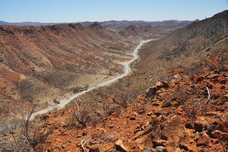 The Road to Arkaroola