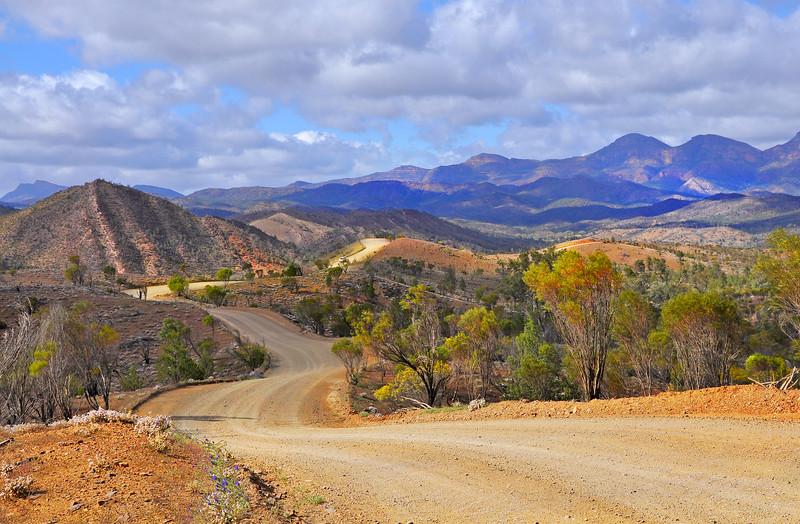 Road to Bunyeroo