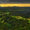 Sunrise over Mt Bartle Frere