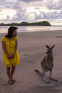 Sheri and the Roo