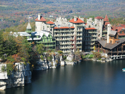 Mohonk Mountain House, Mohonk, NY