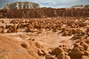Looking Over Goblin Valley State Park, Utah - Photo by Pat Bonish