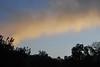 009 Sunrise hits the clouds-A