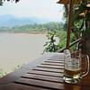 Riverside restaurant, Luang Prabang